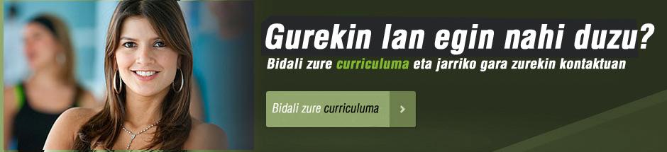 BIDALI CURRICULUMA